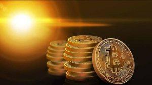 Preis von Bitcoin